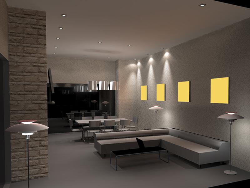 Recessed light design calculations design inspiration creative